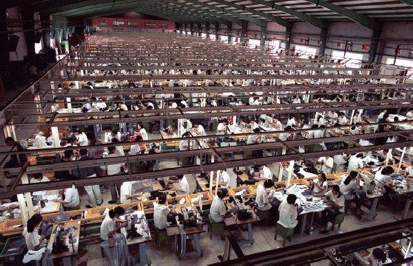 Výroba Apple vyýrobků