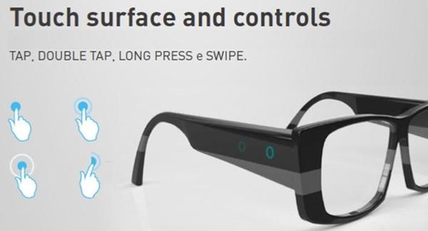 Brýle GlassUp